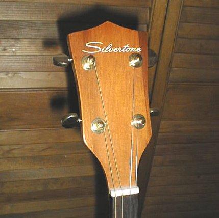 Silvertone Tenor Guitar